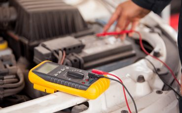 car electrical work dubai