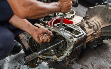 Car Transmission Work Dubai
